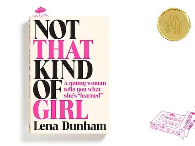 Lena Dunham book tour