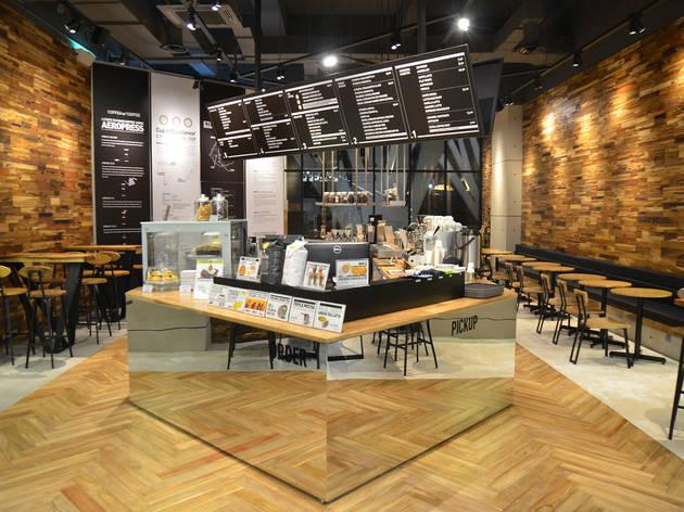 Coffea coffee encorp strand mall