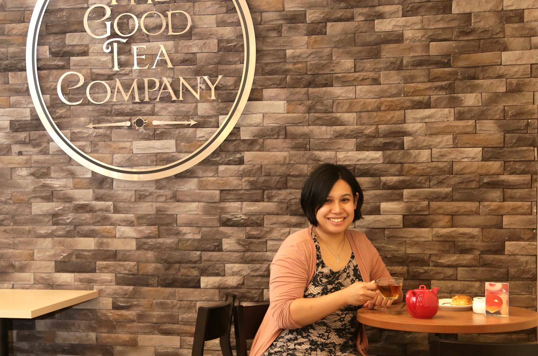Adlina Amiruddin, The Good Tea Company