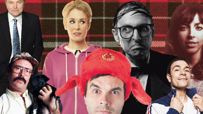 A-Z of Edinburgh comedy