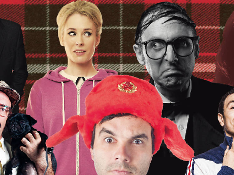 A-Z of Edinburgh Fringe comedy