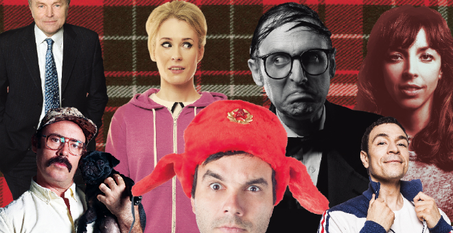 A-Z of Edinburgh Fringe comedy