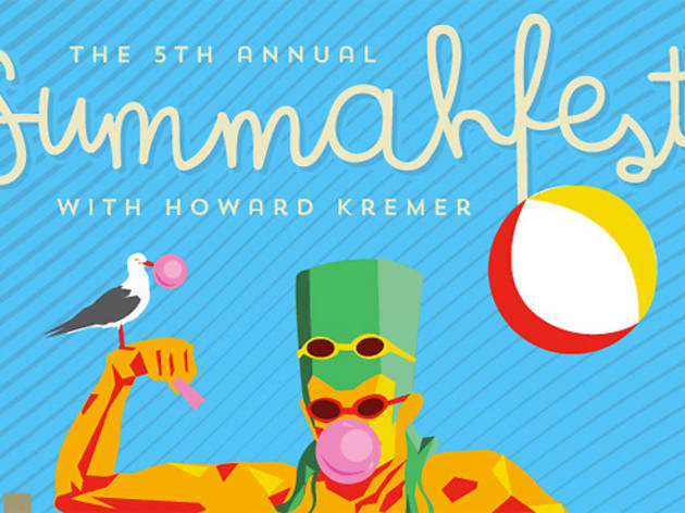 Summahfest with Howard Kremer