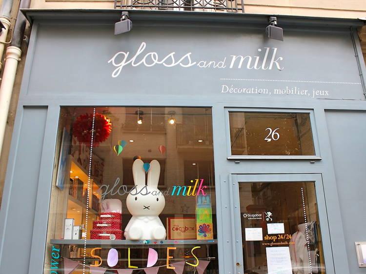 Gloss and Milk