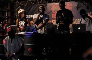 DJ Street Disco at Republic Bar