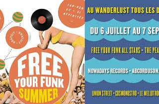 Free Your Funk Summer : KorgBrain + Myth Syzer + Twinztrack...
