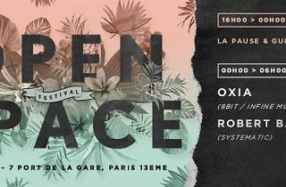 Open Space #4 : Oxia + Robert Babicz