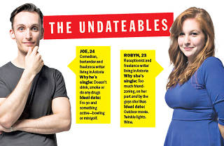 Meet the Undateables: Joe and Robyn