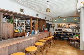 Chez Sardine relaunches as Bar Sardine tonight