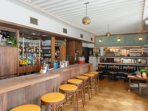 Chez Sardine relaunches as Bar Sardine tonight