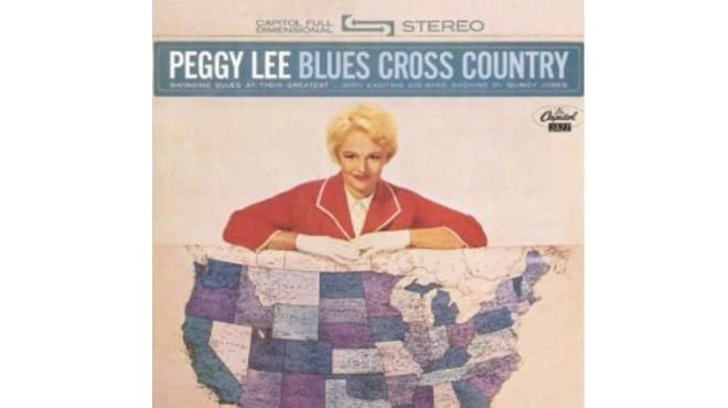 """Los Angeles Blues"" by Peggy Lee (1962)"