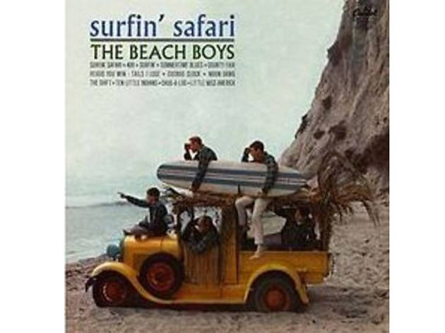 """Surfin' Safari"" by the Beach Boys (1962)"