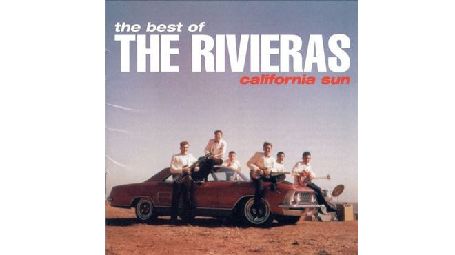"""California Sun"" by the Rivieras (1964)"