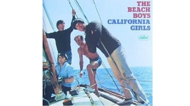 """California Girls"" by the Beach Boys (1965)"