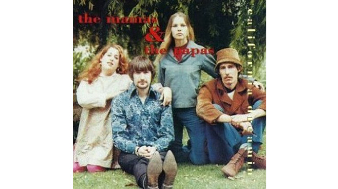 """California Dreamin'"" by the Mamas & The Papas (1965)"