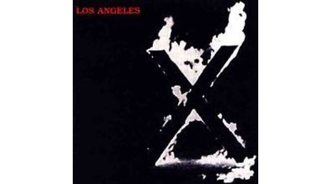 """Los Angeles"" by X (1980)"