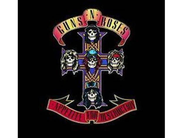 """Welcome to the Jungle"" by Guns N' Roses (1987)"