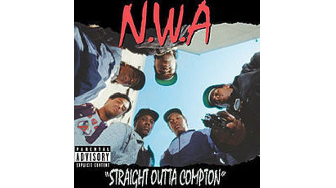 """Straight Outta Compton"" by N.W.A. (1988)"