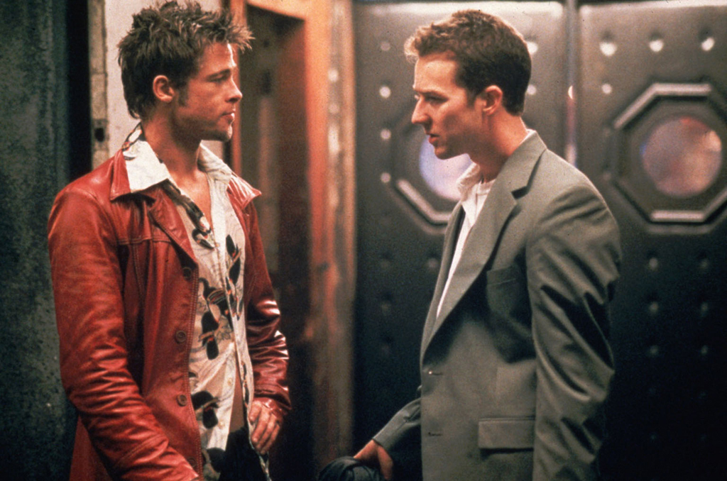May 9, Fight Club