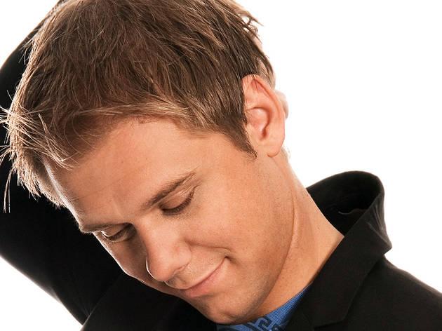 Wedj's: Armin Van Buuren