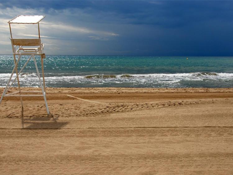 Platja de la Pineda (Castelldefels)