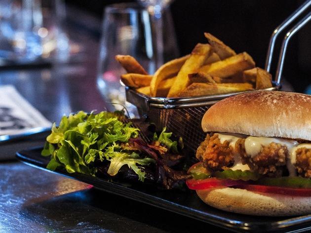 Apérock restaurant bar rock Paris burger
