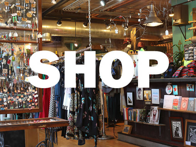 The best shops in Logan Square