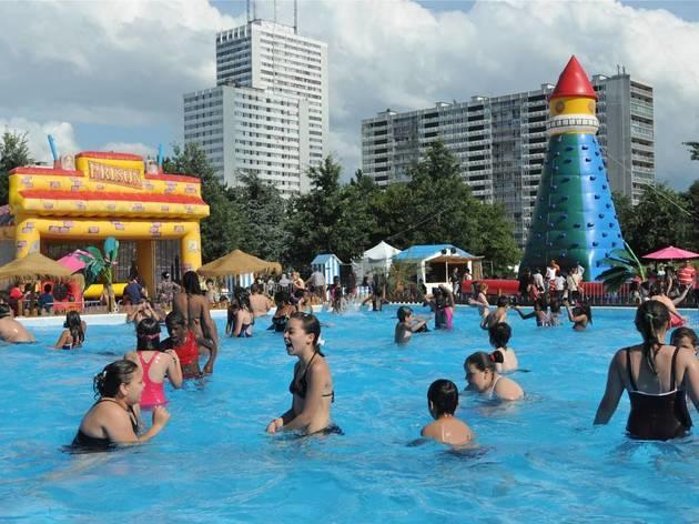 Plages et activités aquatiques à Paris et alentours