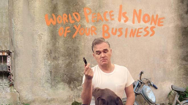 """World Peace is Non Of Your Business"", Morrissey"