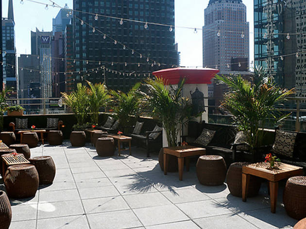 NYC's best rooftop bars