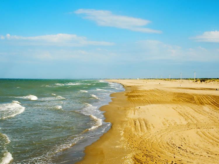 Terres de l'Ebre: ¿en qué mar me baño?