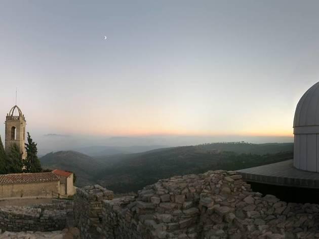 Observatori castelltallat