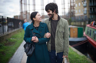 Lilting (by Hong Khaou, with Ben Whishaw and Pei-pei Cheng)