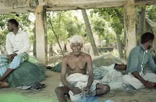 Jillian Edelstein (The Fisherman of Chinnakalapet Village, Puducherry, India)