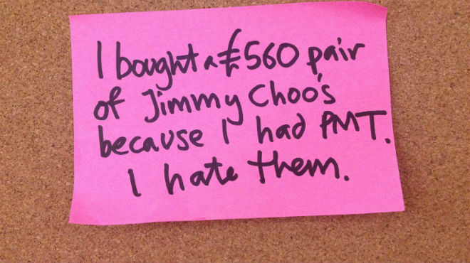 30 of Londoners' most regrettable impulse buys