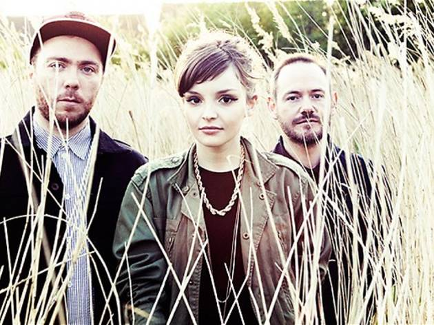 Chvrches + Der Panther