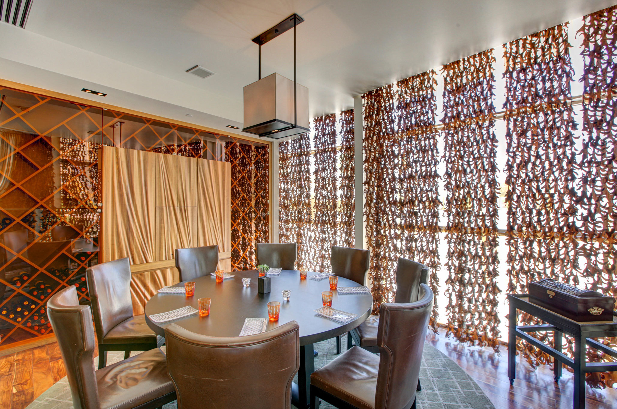 The Best Chef S Tables Counters And Private Dining In La