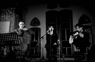 Terrats en cultura: Sabina Witt + Guillermo Rizzotto + Joan Antoni Pich