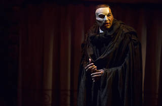 The Phantom of the Opera wants you to decorate his mask and win tickets to the show