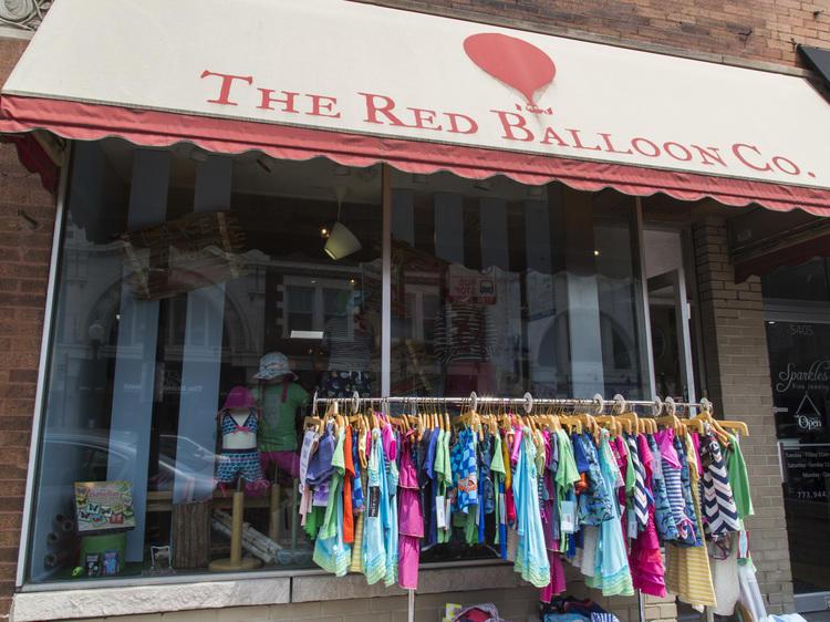 The Red Balloon: Bucktown