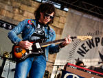 Ryan Adams performs at the 2014 Newport Folk Festival on July 25, 2014.