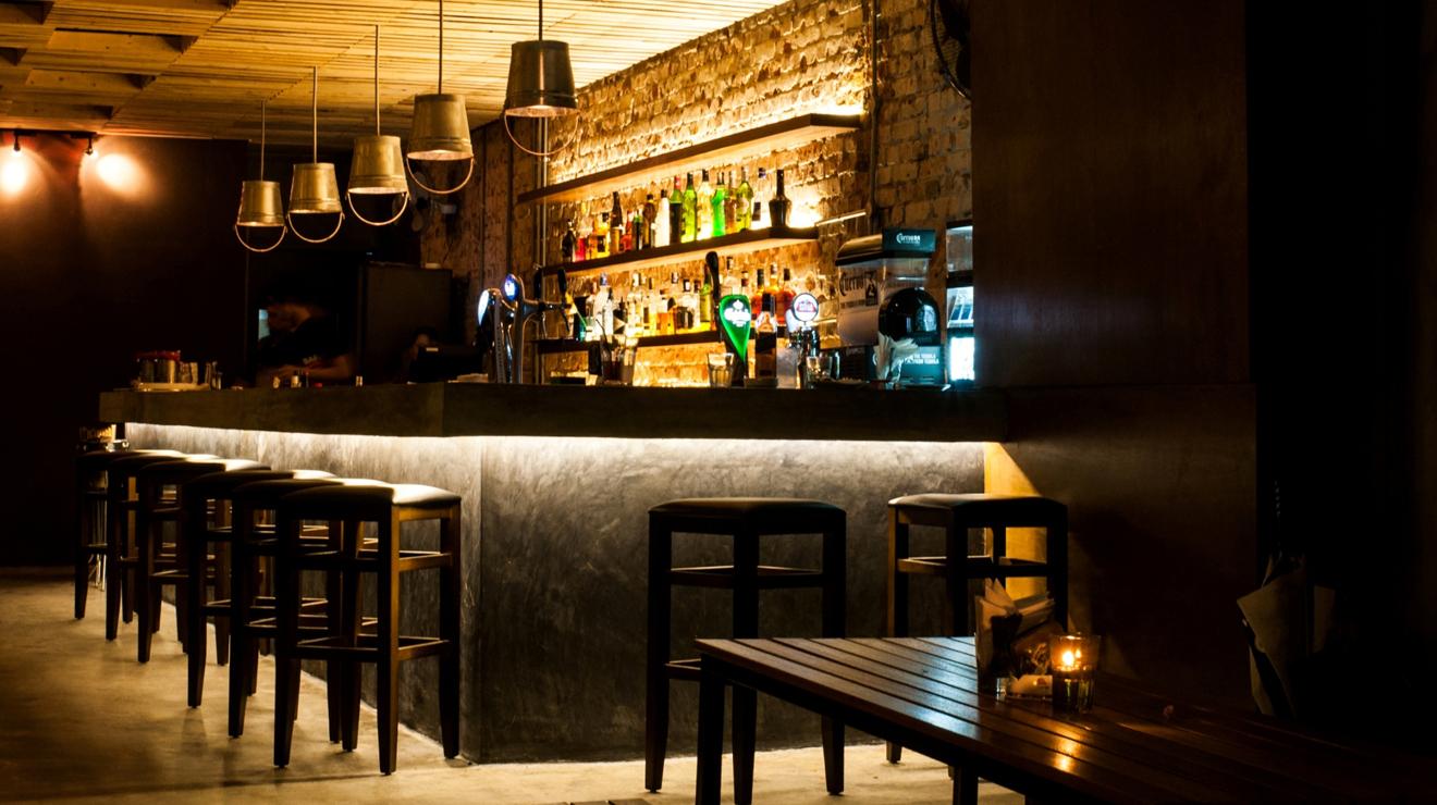 Pisco Bar presents Rocky Suave & Taufiq
