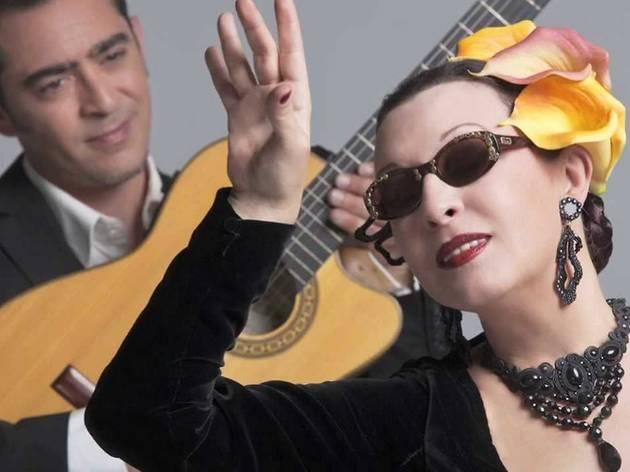 46 Voll-Damm Festival Internacional de Jazz de Barcelona: Martirio y Raúl Rodríguez