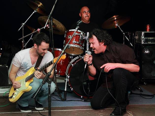Nits de Blues al Poble Espanyol: Sun Street Blues + Honky Two Band