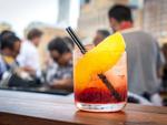 GRAND BANKS negroni sbagliato cocktail