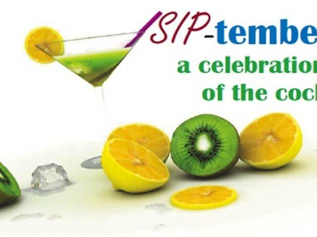 SIP-tember: A Celebration of the Cocktail