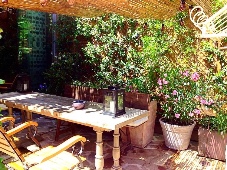 Salvador Bachiller Secret Garden
