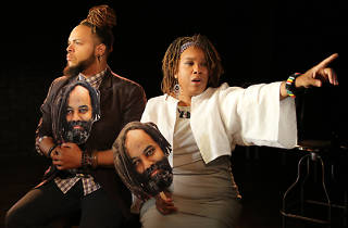 Riffs on Race, Love, and War: The Musical