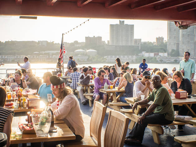 The 19 best waterfront restaurants in NYC