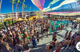 SPLASH HOUSE Palm Springs Pool + Music Weekend